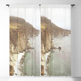 West Coast - BigSur Blackout Curtain