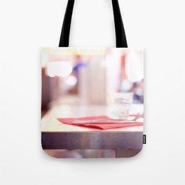 Pink in Paris 03 Tote Bag