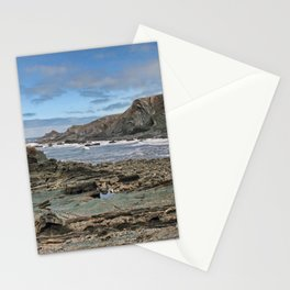 Hartland Quay Coast Stationery Cards