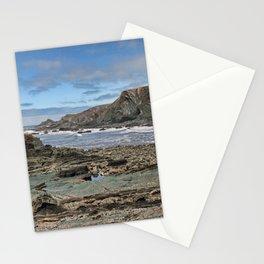 Hartland Quay Coast Stationery Cards
