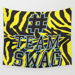 #TEAMSWAG Wall Tapestry
