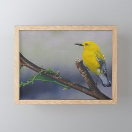 Last Days of Summer Framed Mini Art Print
