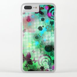 Outside Clear iPhone Case
