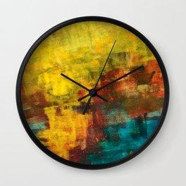 sun strokes Wall Clock