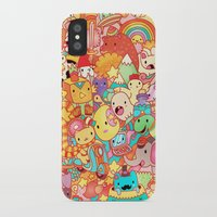 kpop iPhone & iPod Cases featuring Wackoblast! by Sillyrabs
