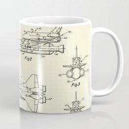 Space Shuttle-1975 Coffee Mug
