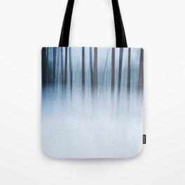 The Mysterious Forest Tote Bag