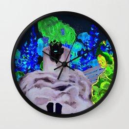 Lady Siri Wall Clock