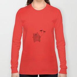 Bear and friends Long Sleeve T-shirt