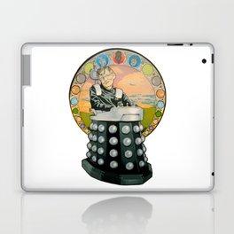 Stephen Hawking Dalek Laptop & iPad Skin