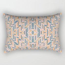 Herring Cream Rectangular Pillow