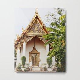 Bangkok 14 Metal Print