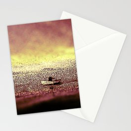 Sailing into Oblivion Stationery Cards