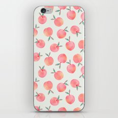 PEACH iPhone Skin