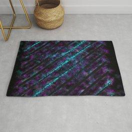 Space Monster - Abstract - Minimalist - Manafold Art Rug