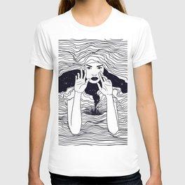 soul waves T-shirt