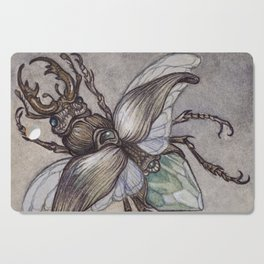 Crystal Beetle Cutting Board