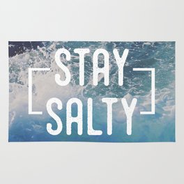 Stay Salty Rug