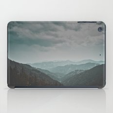 Wander forever my love (nature) iPad Case