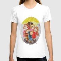 hero T-shirts featuring Hero by Erika Meza