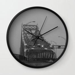 Pont de montréal Wall Clock
