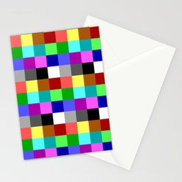 EGA - The Crimson Diamond Stationery Cards