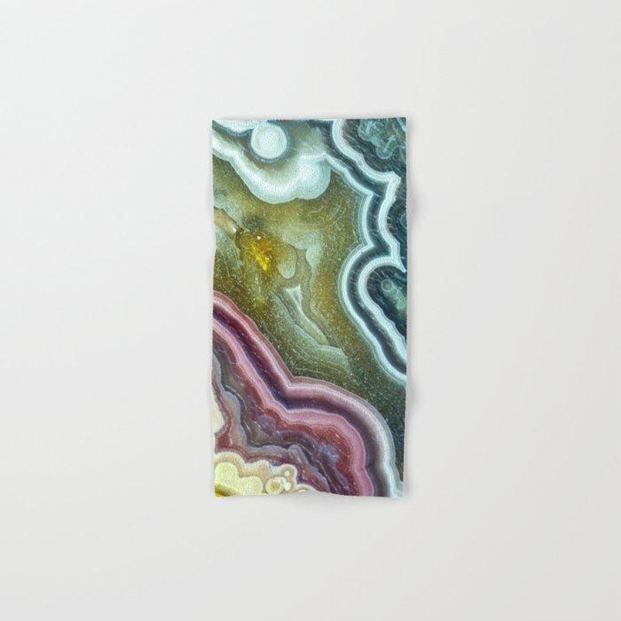 Marble Hand & Bath Towel