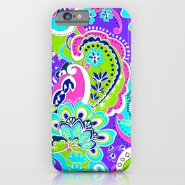 Flower Fun iPhone Case