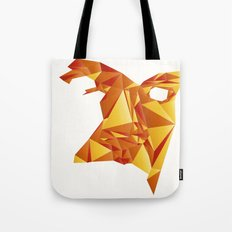 Polyface Color Tote Bag
