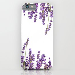 Purple Lavender #2 #decor #art #society6 iPhone Case