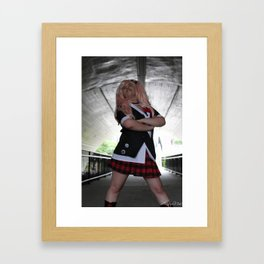 Like That Will Happen  Framed Art Print