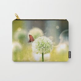 Allium fantasy flowers Carry-All Pouch