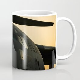 American Military Aircraft Coffee Mug