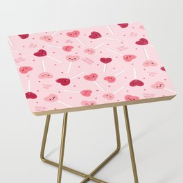Valentine Sweetheart Side Table