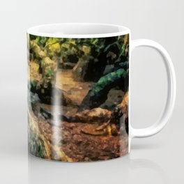 The roots of the jungle Coffee Mug