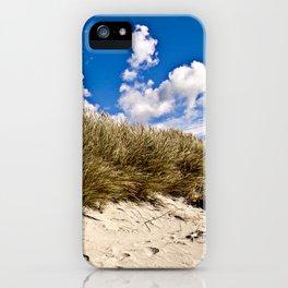 Summer Sand Dune of Denmark iPhone Case