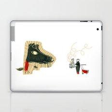 The seven little goats Laptop & iPad Skin