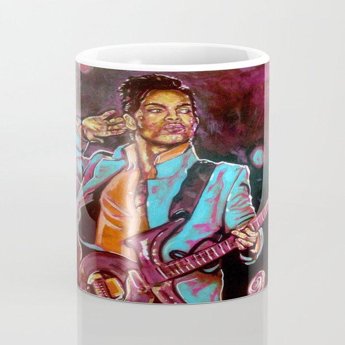 Purple Funk Coffee Mug
