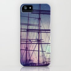 Night Lights Slim Case iPhone (5, 5s)