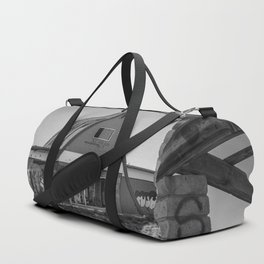 Desolate Diner Duffle Bag