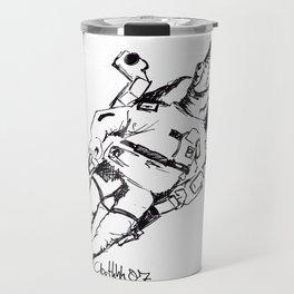 Crocostronaute Travel Mug