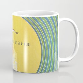 I'm A Freaking  Ray Of Sunshine Coffee Mug