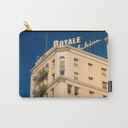 Royale Carry-All Pouch