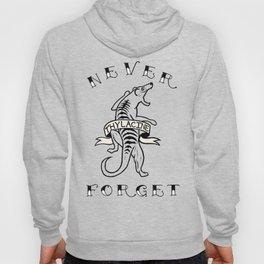 Never Forget - Thylacine Hoody