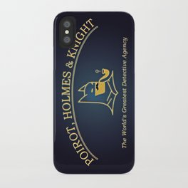 Great Detectives iPhone Case