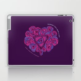 astridfox + kellyontherun project #3 Laptop & iPad Skin