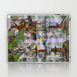 Modern Pixie Kingdom Laptop & iPad Skin