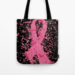 Breast Cancer Tote Bag