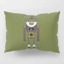 It's a Robot, Pilgrim Pillow Sham