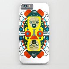 Heisenberg fan art iPhone 6s Slim Case
